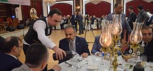 Bursa'da mali müşavirler iftarda buluştu