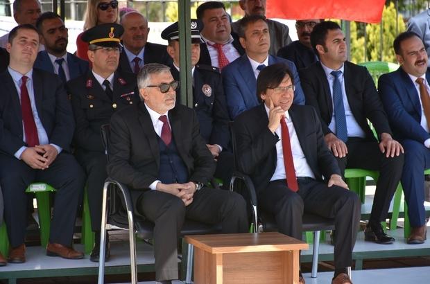 İnönü'de 19 Mayıs coşku içerisinde kutlandı