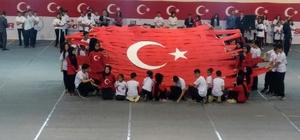 Bozkurt ve Daday'da 19 Mayıs coşkusu yaşandı
