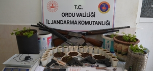 Ordu'da uyuşturucu operasyonu: 7 tutuklama