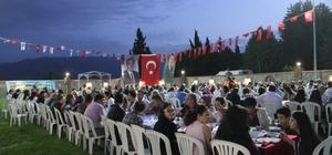 Kuyucak Belediyesi'nden öksüz ve yetimlere iftar yemeği