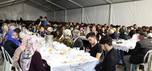 Büyükşehir'den 85 bin kişiye iftar yemeği