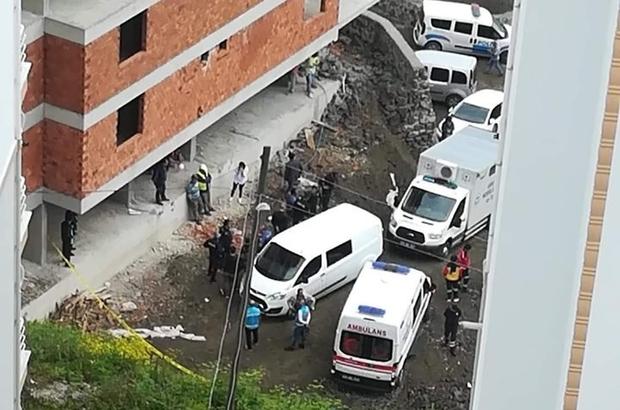Giresun'da inşaattan düşen işçi hayatını kaybetti Giresun'da son 20 günde 3 işçi inşaattan düşerek hayatlarını kaybetti