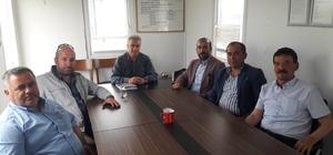 Seyitgazi Ziraat Odası'ndan firma ziyaretleri