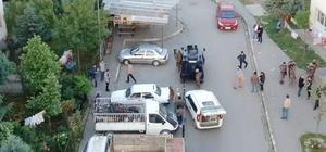 Bin polisli uyuşturucu operasyonu drone ile böyle görüntülendi Film sahnelerini aratmayan uyuşturucu operasyonu kameralara yansıdı