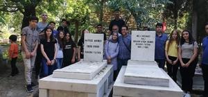Gördeslilerden 'Şehit Makbule'ye vefa' gezisi