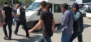Samsun'da DEAŞ şüphelisi 8 Iraklı serbest