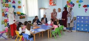 Milli Eğitim Müdürü Yiğit öğrencilerle bir araya geldi