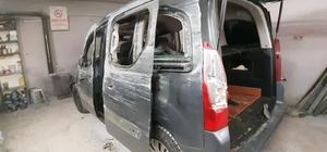 Fatsa'da trafik kazası: 1'i ağır 5 yaralı