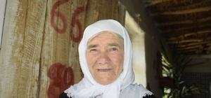 Burdur'da 84 yaşındaki Meryem nineye 20 gün süre verildi Meryem ninenin yaşadığı ev için yıkım kararı verildi, yıkmazsa 23 bin TL ödeyecek