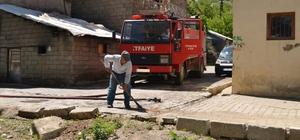 Mutki Belediyesinden çevre temizliği