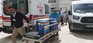 (Özel) Din görevlisi, 'organ bağışlamak caiz' diyerek abisinin organlarını bağışladı