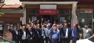 MHP Tekman ilçe teşkilatı 19 yıl aradan sonra  görkemli bir törenle açıldı