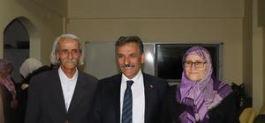 """Vali Kaymak: """"Şehit aileleri seçilmiş insanlar"""""""