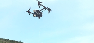 (Özel) Bursa kestanesi drone ile korunacak Drone gal arılarının korkulu rüyası olacak