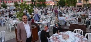 Görele'de son iftar