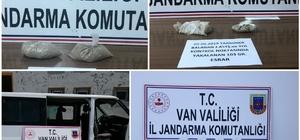 Jandarmadan kaçakçılık operasyonları