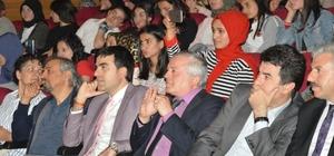 TYB Erzurum Şubesi İspir'de şairleri gençlerle buluşturdu