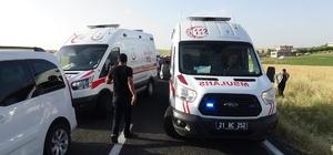 Diyarbakır-Hani karayolunda zincirleme kaza: 1'i ağır 6 yaralı