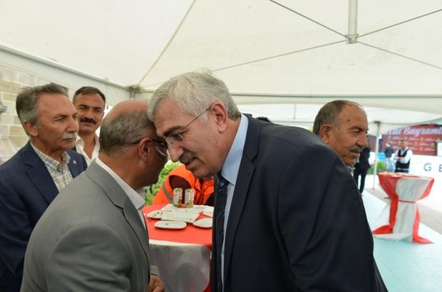 AK Parti Erzurum İl Başkanlığı bayramlaşma programı