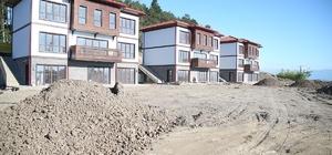 """Hilmi Güler: """"Boztepe turistlerin ilgi odağı olacak"""" Ordu Büyükşehir Belediye Başkanı Dr. Mehmet Hilmi Güler: """"11 dairelik 5 adet villa tipi otel ile 1 adet restoranın bölgeye ayrı bir cazibe kazandıracak"""""""