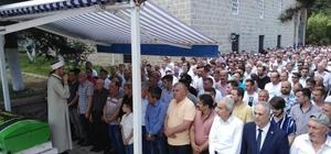 Vezirhan Belediye Başkanının acı günü