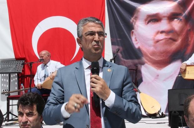 """MHP Genel Başkan Yardımcısı Aydın: """"Ülkemiz üzerine oynanan oyunlar var, bunları hepimiz biliyoruz"""""""