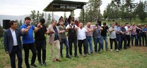 Ayvalı Köyü'nde festival coşkusu 10. Organik Meyve ve Sebze Festivali renkli görüntülere sahne oldu.