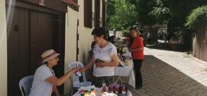 Tamzara'da organik pazar sezonu açıldı
