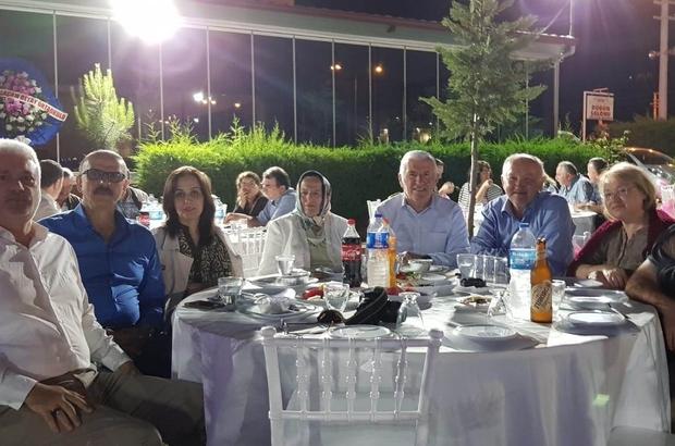 Alaçamspor'un 50 yıl yemeği