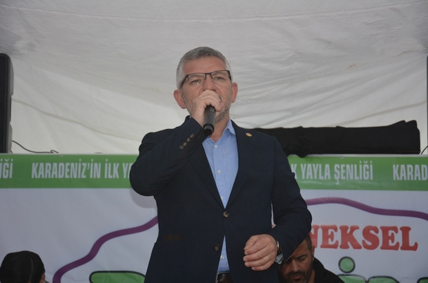 """AK Parti Giresun Milletvekili Kadir Aydın: """"Topal Osman Ağa kahramandır"""""""