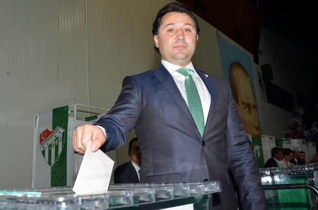 Bursaspor'da başkanlığa tek aday Bursaspor'da başkanlığa tek aday olarak Mesut Mestan başvurdu