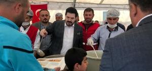 """Türk Kızılay ile """"Hilâl olsun Ağrı"""""""