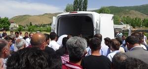Beşiktaş'taki kazada ölenler toprağa verildi