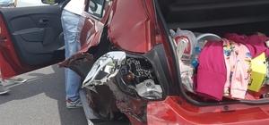 Sungurlu'da tatil bilançosu ağır oldu Meydana gelen 11 ayrı kazada 2 kişi hayatını kaybederken, 20 kişi de yaralandı