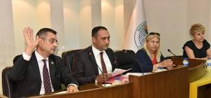 Toroslar Belediye Meclisi, Belediye Spor Kulübüne 200 bin lira nakdi yardımı onayladı