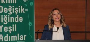 """Atatürk Üniversitesi'nde """"İklim Değişikliğinde Atılacak Yeşil Adımlar"""" projesi"""