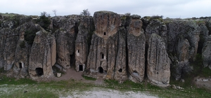 Konya'da 3. yüzyıla dayanan tarihi 'Antik Kent' turizme kazandırılacak