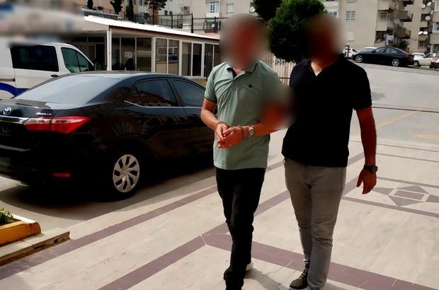5 yıl kesinleşmiş hapis cezası bulunan zanlı operasyonla yakalandı