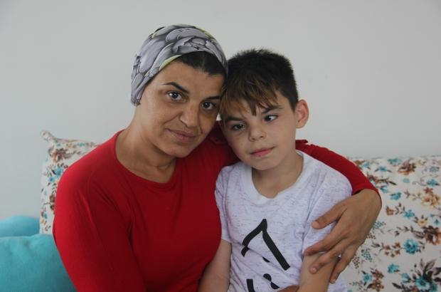Minik Emircan'ın 21 bin TL'lik işitme cihazı çalındı Annenin tek isteği oğlunun yeninden cihazına kavuşması ve duyması
