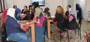 Bu da kadınlara özel 'çay evi' Giresun'un Yağlıdere ilçesine bağlı Üçtepe Beldesinde kadınlara özel çay ocağı açıldı