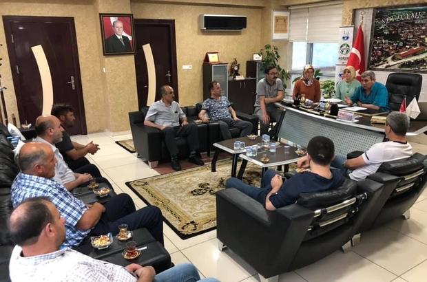 Vezirhan Belediyesi Olağan Meclis Toplantısı