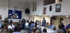MHP İl Başkanı Karataş, İstanbul'da Aşkale Koşapınarlılarla bir araya geldi