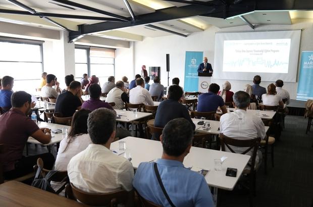 Büyükşehir'den 'Türkiye Bina Deprem Yönetmeliği' eğitimi