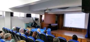 Okul kantini personeline hijyen eğitimi