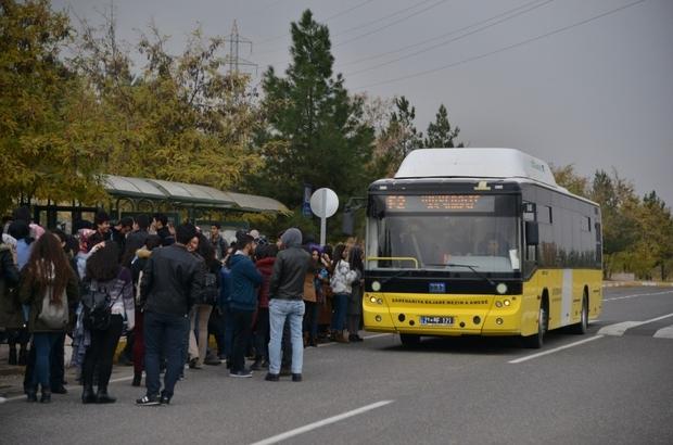 YKS'de ter dökecek öğrencilere ücretsiz ulaşım