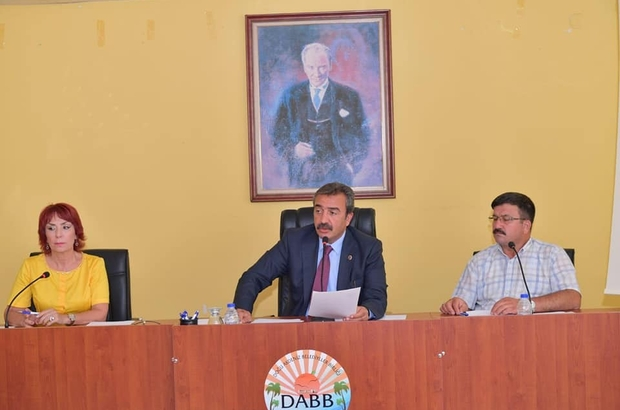 """Doğu Akdeniz Belediyeler Birliği'nde Soner Çetin güven tazeledi Çukurova Belediyesi ve DABB Başkanı Soner Çetin: """"Bölge belediyeleriyle işbirliğini geliştirmek ve ortak projeler üretme amacındayız"""""""