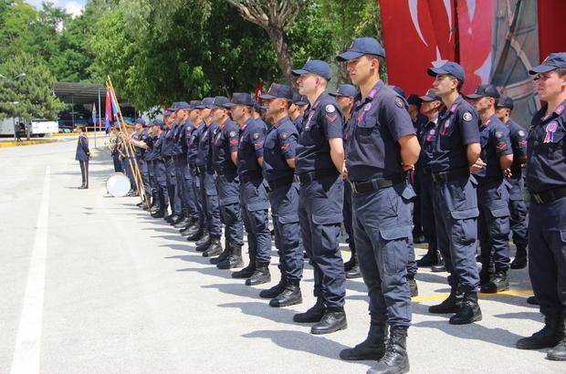 """Jandarma Teşkilatı'nın 180'inci kuruluş yıl dönümü Vali Özdemir Çakacak: """"Jandarma Teşkilatımızın kuruluşunun 180. yıl dönümünü kutlamanın haklı gururunu yaşamaktayız"""""""