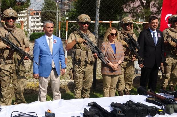 Uşak'ta Jandarma Teşkilatının 182. kuruluş yıl dönümü kutlandı