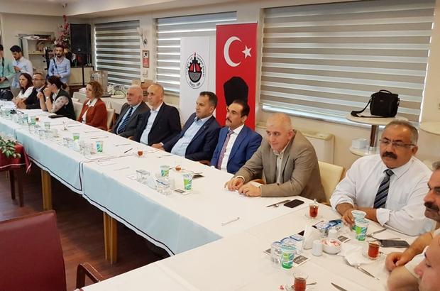 """DTSO Başkanı Şahin, """"Tarım OSB kurma hedefimiz var"""""""